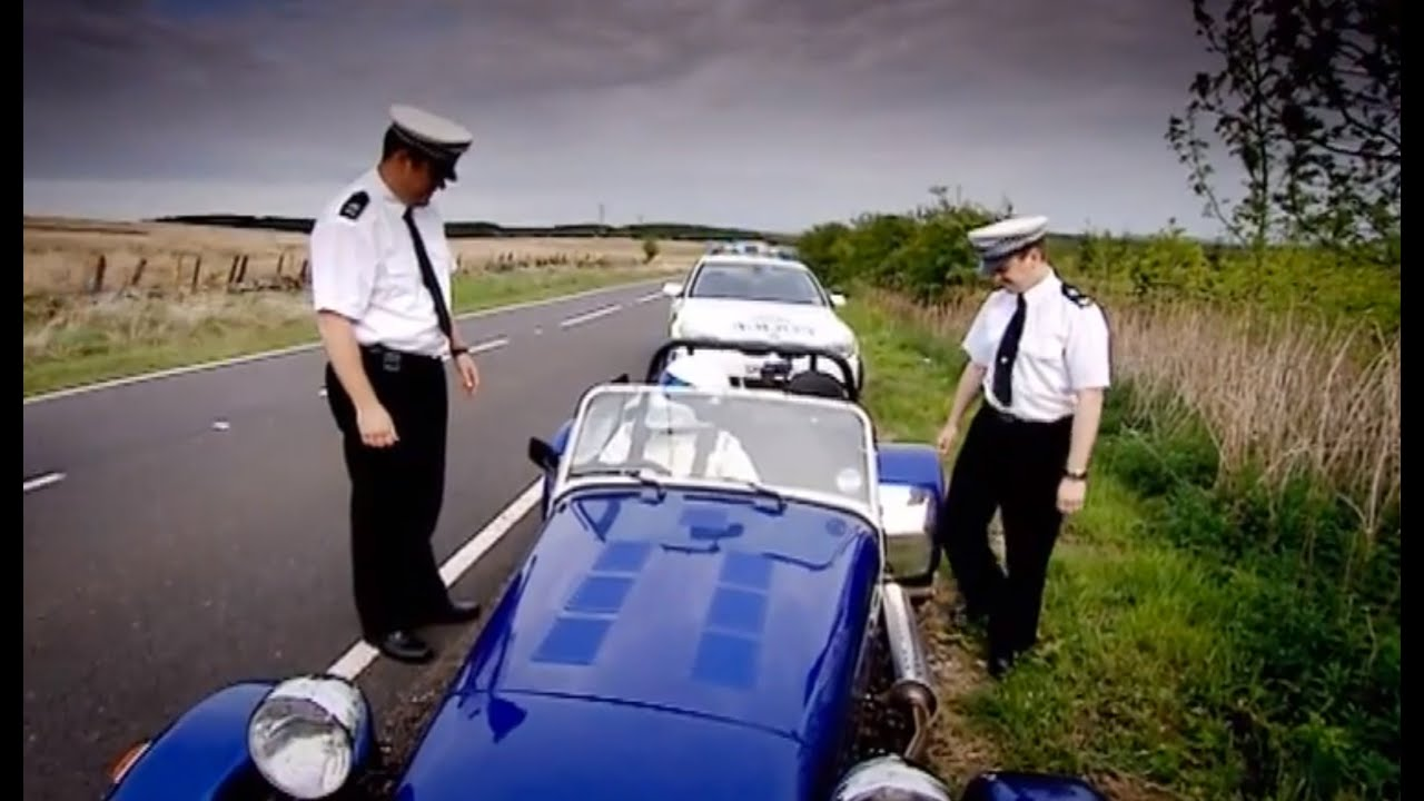 Make Your Own Car >> The Stig In Scotland | Top Gear - YouTube