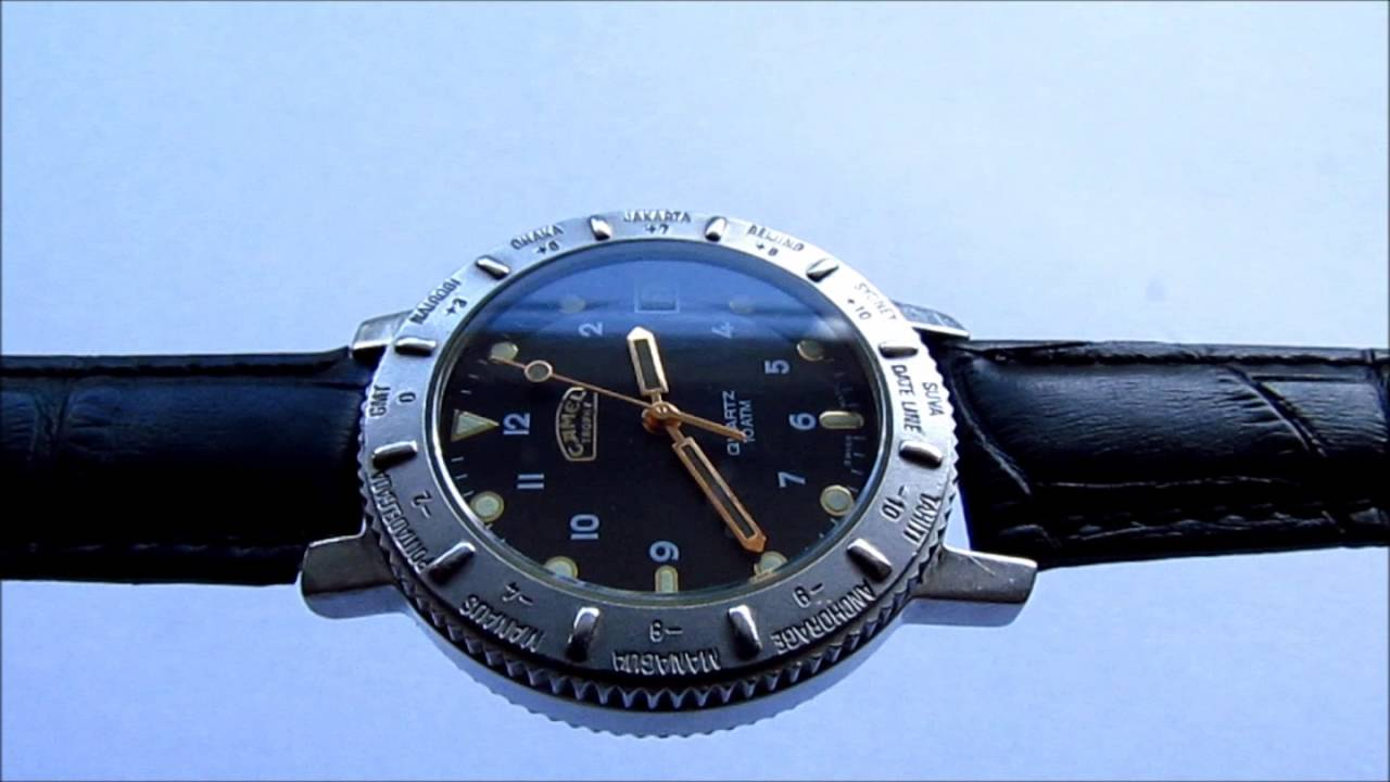 Camel trophy adventure watches youtube for Adventure watches