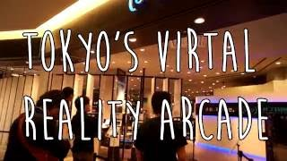 Virtual Reality Arcade - VR Zone: Project i Can from Bandai Namco Tokyo