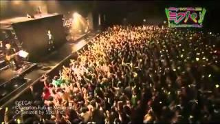 [Len Kagamine] SPICE! & Fire Flower (live)