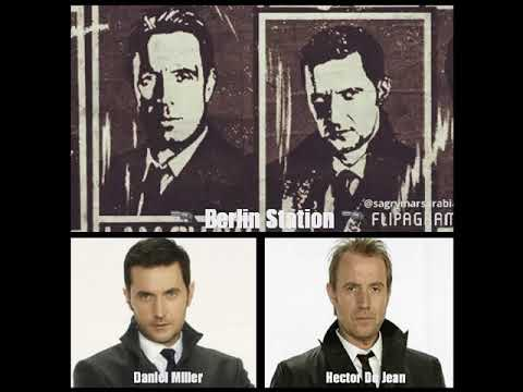 Download Berlin Station - Awesome Duo, CIA Agents Daniel Miller and Hector DeJean 🕵️♂️🕵️♂️🔫🔫🔥🔥😍😍