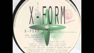 X Form   Pleasure Voyage Lunar Mix