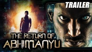 The Return of Abhimanyu (Irumbu Thirai) 2019 Official Hindi Dubbed Trailer 2 | Vishal, Samantha