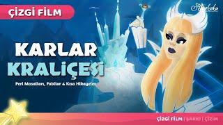Karlar Kraliçesi - Çizgi Film Masal