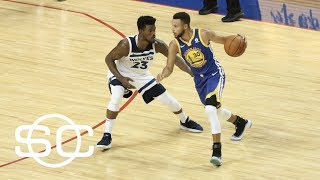 Curry, westbrook and rose delivered nba's best crossovers in 2016 | sportscenter | espn