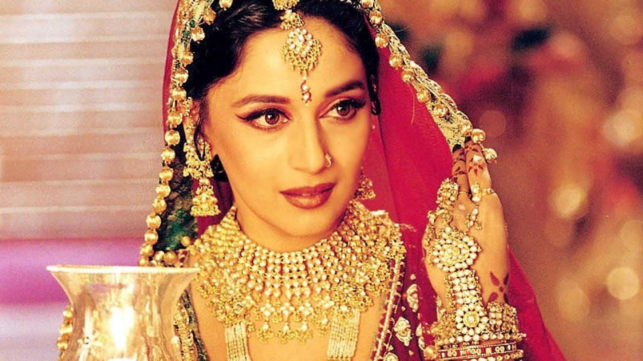 Madhuri Dixit Devdas Makeup Tutorial  Zahrah Aliyah -5557