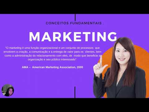 Aula 1- Fundamentos do marketing - Turma 2021