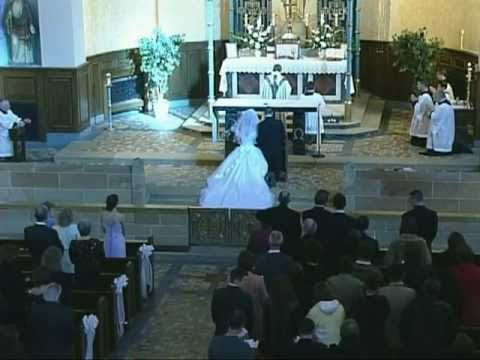 Traditional Latin Nuptial Mass - 1962 Rite Wedding Ceremony - Part 1 of 3