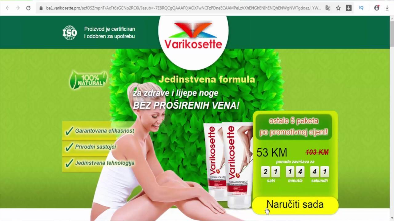 Varikosette - Bosnia and Herzegovina - Special care for..