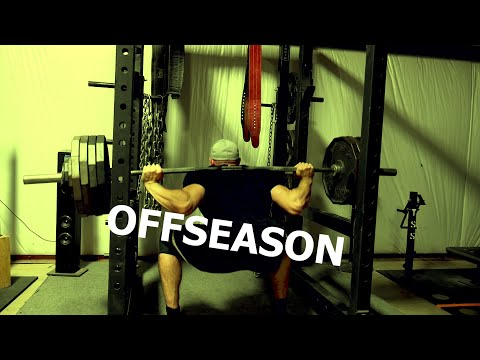 What to do after your powerlifting meet- Off-season