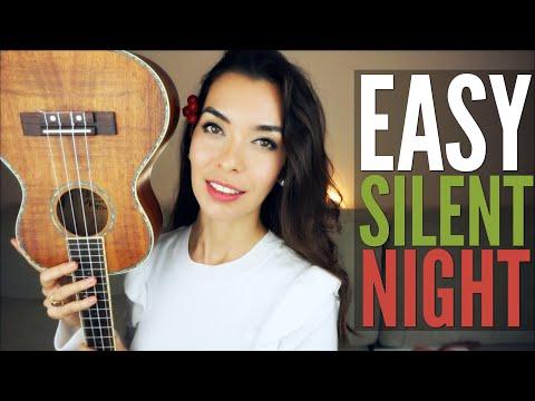 The BEST Silent Night Ukulele Tutorial (FREE sheet music)