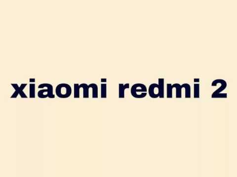 Cara Instal MIUI 8 LL Di Xiaomi Redmi 2/prime (ROOT) INDONESIA