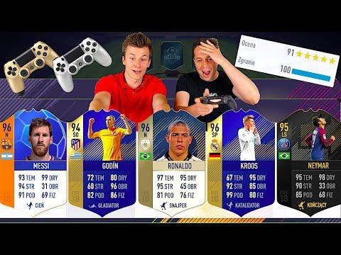 DRAFT 191 na dwa pady!!!   FIFA 18