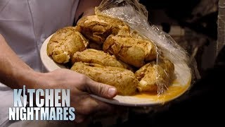 """You've Taught Every Chef In The World How NOT To Cook"" 