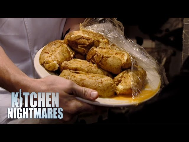 Youve Taught Every Chef In The World How NOT To Cook | Kitchen Nightmares