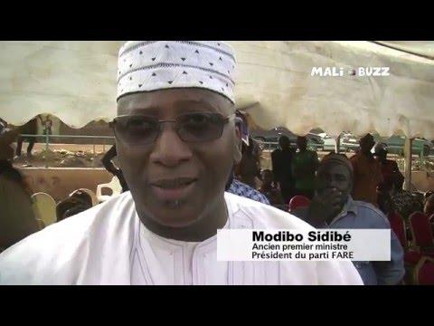 Malick Sidibe a su donner à la photographie ses lettres de noblesse dixit Modibo Sidibe, président