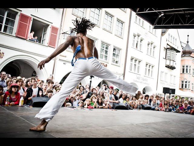 Was ist Capoeira? - Ideal Capoeira - Online Kurs #martialart - Tanz | Kampf | Musik | Akrobatik