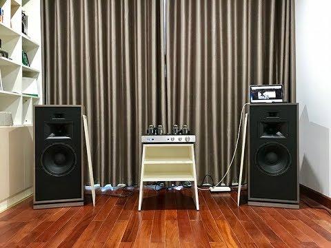 Phối Ghép Loa Klipsch Forte III - Audio Thiên Hà