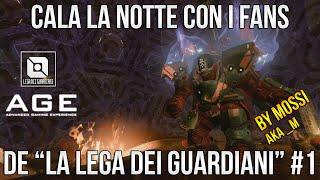 """Destiny - Cala la Notte con i Fan de """"La Lega dei Guardiani"""" #1 - by Mossi"""