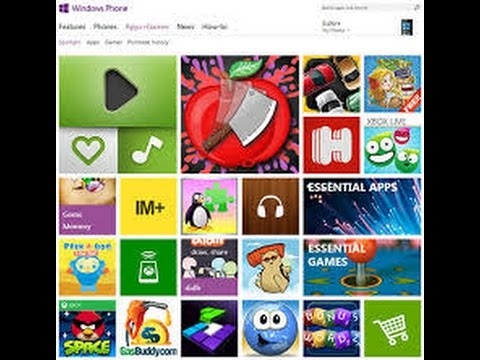 HOW TO DOWNLOAD PAID APPS OR GAMES FREE IN WINDOWS PHONE