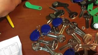 Заказ заготовок ключей на Key-smt / Заказ №4 / Заготовки ключей