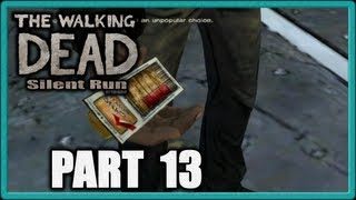 The Walking Dead Silent Run - Part 13: Bein