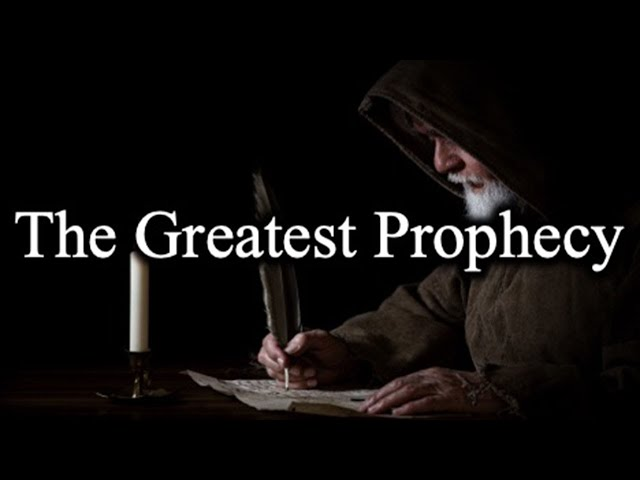 The Greatest Prophecy - October 17th, 2021