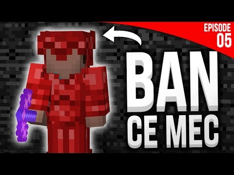 J'AI FAILLI BAN CE MEC... - Episode 5 | PvP Faction Moddé - Paladium S5