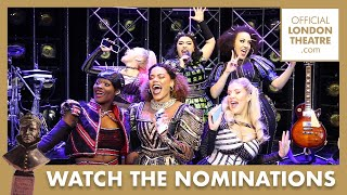 Six Queens share how to tune in live to nominations for Olivier Awards 2020 with Mastercard