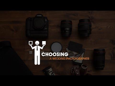 Choosing a wedding Photographer - week 6