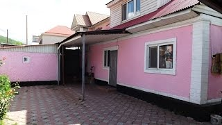 Продается дом, 2 уровня, 7 комнат, 165 квм, 8 соток, мкр Кок Тюбе, ул Карасай Батыра(Продается дом, кирпичный, 2 уровня, 7 комнат, санузел, балкон, общая площадь 165 квм, участок 8 соток. На участке..., 2015-06-01T17:24:25.000Z)