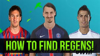 FIFA 16 Career Mode Tips & Tricks - How to Find Regens!