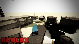 trickshot with every sniper challenge... (Roblox Phantom Forces)