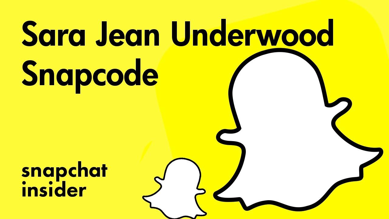 Snapchat Sara Underwood