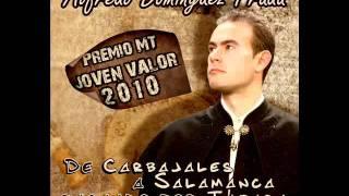 DULZAINA. ENTRADILLA CASTELLANA. ALFREDO DOMÍNGUEZ ( CARBAJALES DE ALBA)