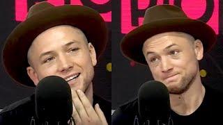 Taron Egerton Talks Robin Hood, His Real Name & Future Singing Career Plans | PopBuzz Meets