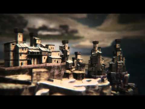 Game of Thrones Map Intro: Season 1-4