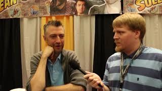 Sean Gunn Interview from Terrificon 2017