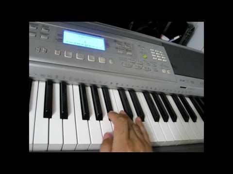 Woh Ladki Jo Sabse Alag Hai - Baadshah - Piano
