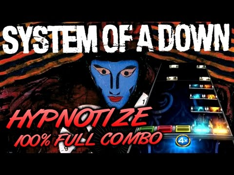 System Of A Down  Hypnotize 100% FC Rock Band 4, Expert