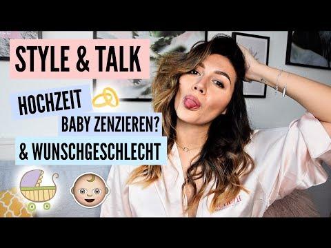 STYLE&TALK: Hochzeit, Babynamen usw. ▹ AnnaMaria ♡