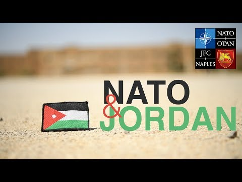 Did you know about Jordan and NATO's partnership?