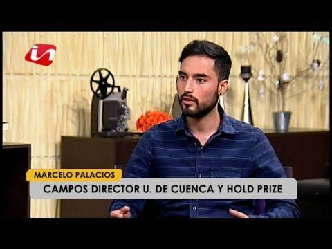 """Marcelo palacios, Director U de Cuenca y Fundación Hold Price """"Emprendimiento Innovación Social"""""""