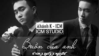Video Buồn Của Anh | K-ICM x Đạt G x Masew download MP3, 3GP, MP4, WEBM, AVI, FLV Agustus 2018