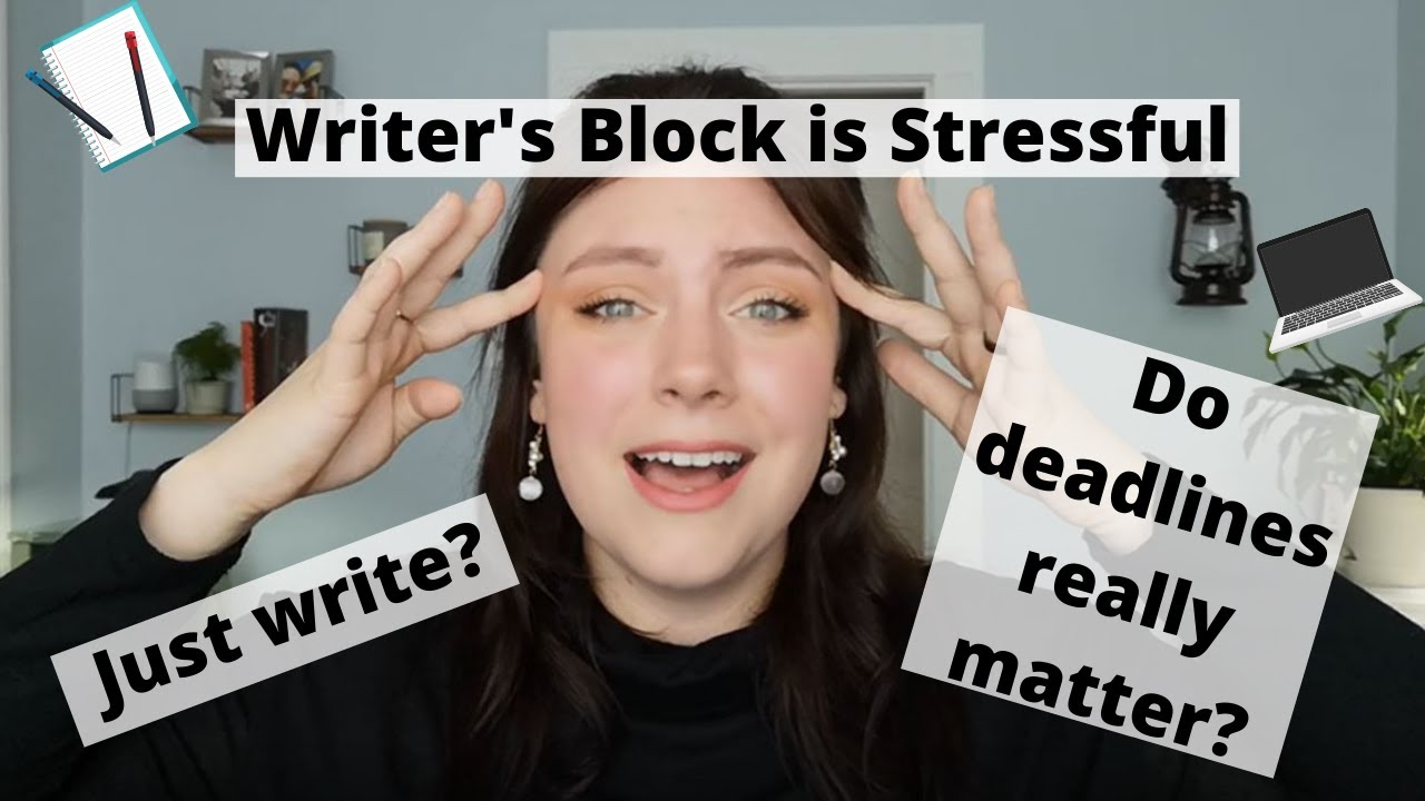 Get Over Writer's Block with these Six Steps!