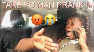 """PLAYING CITY GIRLS """"TAKE YO MAN"""" CHALLENGE- DISASTER!!😭🤣(MUST WATCH) Lyric prank!!"""