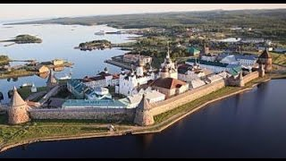 Соловецкий монастырь(, 2016-06-28T10:21:13.000Z)