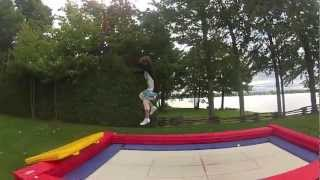 31 backflip in a row by thomas f 11 years old