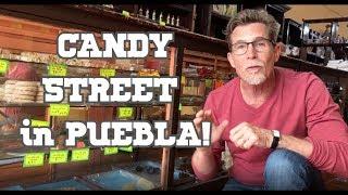 "Rick Bayless Puebla Staff Trip 2019: A Visit to ""Candy Street"""