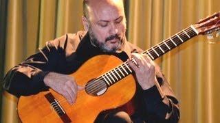 Dos  temas  interpretados en la Guitarra de  Arturo Zeballos